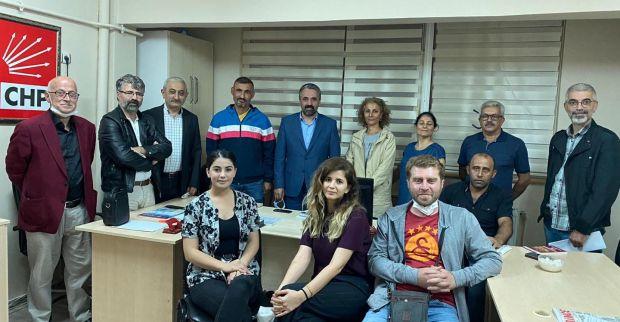 CHP Haftalık Toplantısını yaptı