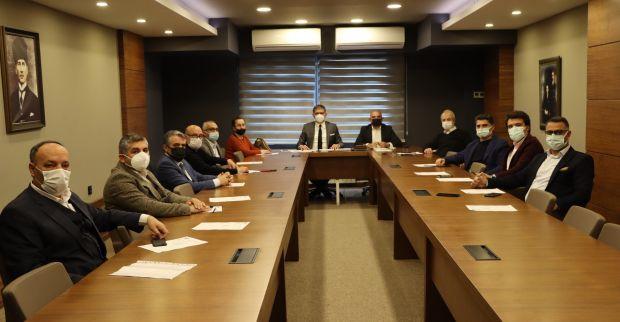 CHP Kocaeli salgın tedbirlerine uyarak Saha çalışmalarında hız kesmeyecek