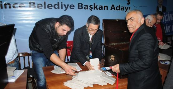 CHP'de en fazla oyu  Nihat Değer aldı