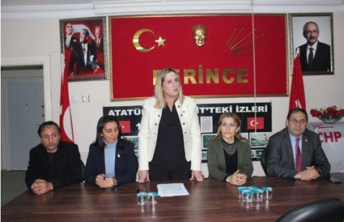 CHP'li Serpil Ceylan adaylığını resmen duyurdu