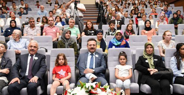 Çölyak Farkındalık Günü Programı, Sayın Valimizin Katılımlarıyla Gerçekleştirildi.