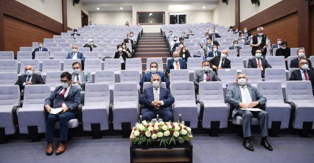 Covid-19 Değerlendirme ve İstişare Toplantısı Gerçekleştirildi