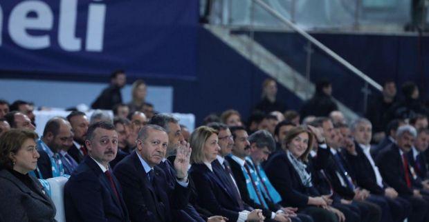 Cumhurbaşkanı Erdoğan, Kocaeli'nin belediye başkan adaylarını açıkladı