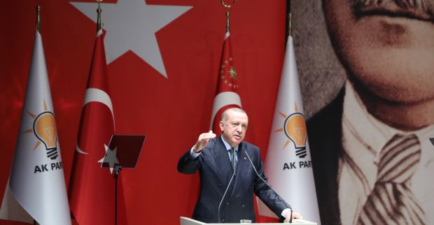 """Cumhurbaşkanı Erdoğan 'Türkiye'nin yaşadığı hadise, dünyada artık hiçbir ülkenin siyasi ve ekonomik güvenliğinin kalmadığının ifadesidir"""""""