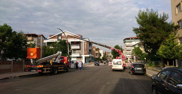 Cumhuriyet Caddesi Işıl Işıl