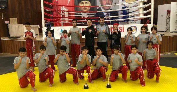 Cumhuriyet Kupası'nda Körfez rüzgarı 27 yarışmacı, 25 madalya