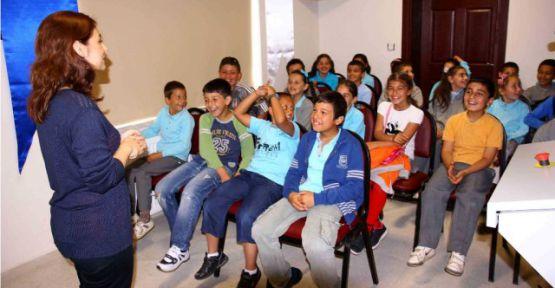 Deprem Eğitim Merkezi'nde  3 bin 875 kişi eğitim aldı