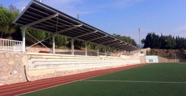 Derince Belediye Spor Tesisleri Yenilendi