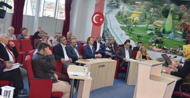 DERİNCE MECLİSİ'NDE 5 GÜNDEM MADDESİ GÖRÜŞÜLDÜ