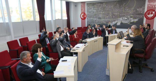 Derince Meclisi'nde Kararlar Oy Birliğiyle
