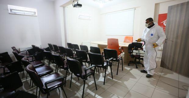 Derince'de Hastane ve Sağlık Merkezleri Pırıl Pırıl