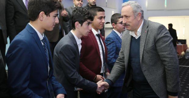 Derince'de Öğrencilerden Kur'an Ziyafeti