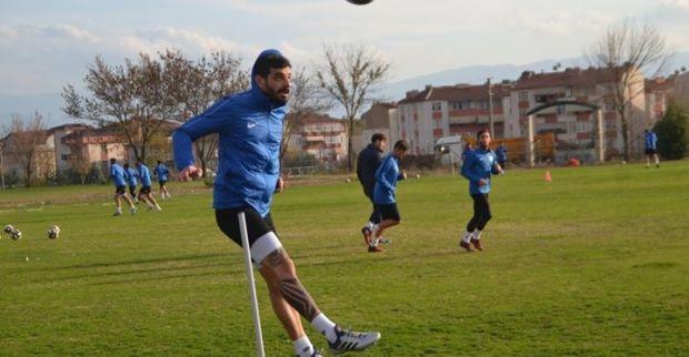 Derincespor, Karşıyakaspor maçı için hazırlıklara başladı