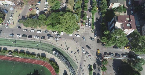 Doğu Kışla Pazar alanına özel yeni Trafik dolaşım planı