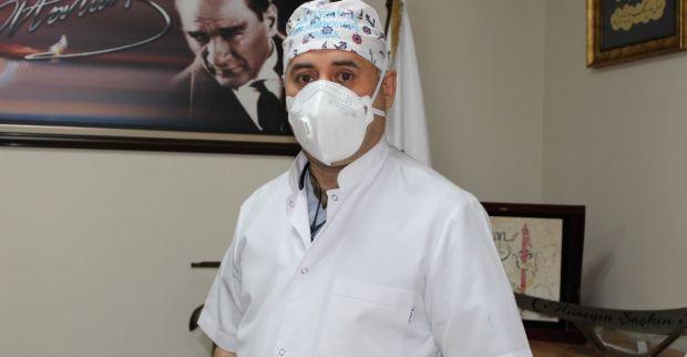 Doktor, meslektaşı eşi için çağrı yaptı, plazma tedavisi için kan bulundu