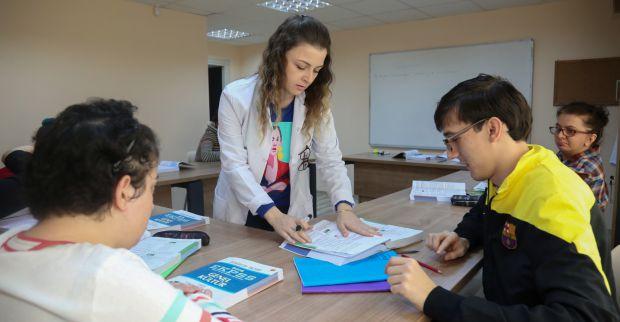 Engelsiz yaşam merkezinde EKPSS eğitimi