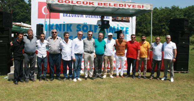 Erzurumlular, Piknikte buluştu