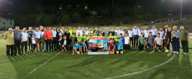 Esnaflar'da Şampiyon Vizyon İnşaat