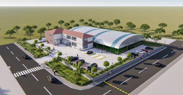 Fatih Mahallesi'ne Yeni Spor Kompleksi