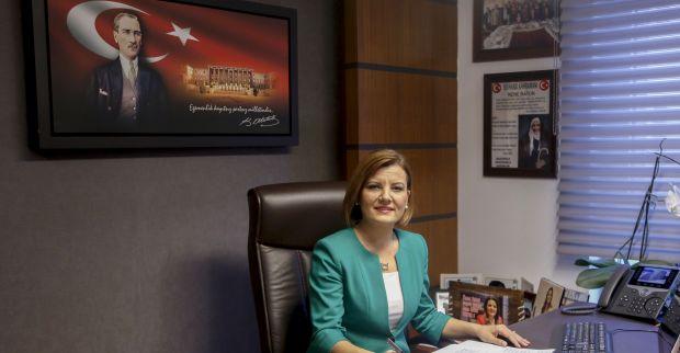 Fatma Kaplan Hürriyet'in  Basın Onur Günü Açıklaması