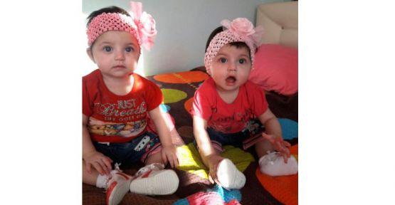 Fatma & Zeynep 1 yaşına girdi