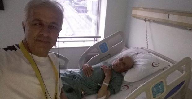 Gazeteci Kenan Meriç'in acı kaybı!