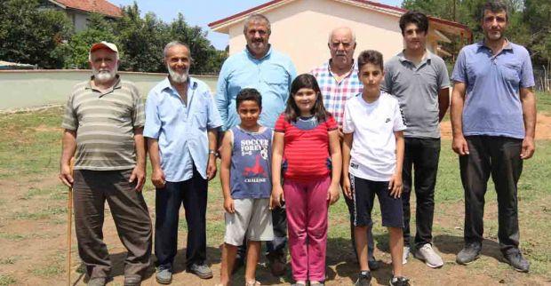 Hacımazlı Köyü çocukları çok şanslı