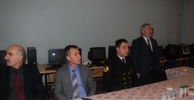 Halk Eğitimin Planlama ve işbirliği toplantısı yapıldı