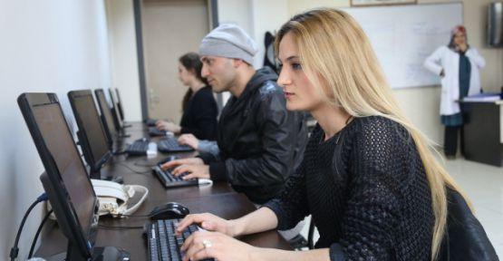 Hızlı klavye kursu başarı getirdi