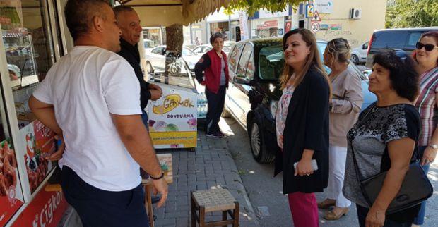 Hürriyet, Körfez'de vatandaşlarla buluştu