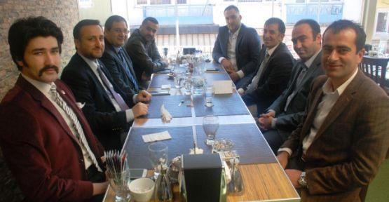 İlçe Başkanları Haziran seçimleri için bir araya geldi