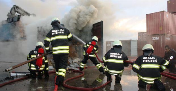 İtfaiye 2019'da 3 bin 259 yangına müdahale etti