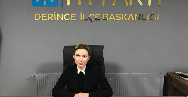 İYİ Partide Esra Tolu'nun durumu seçim sonrasına kaldı