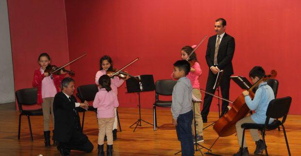 İzmir Devlet Senfoni Orkestrası Sabancı'ya konuk oldu