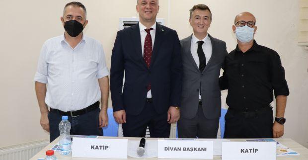 İzmit Belediye Gençlik Spor Kulübü'nde  Uğur Koştur güven tazeledi