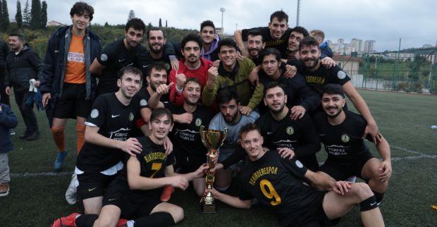 İzmit Belediyesi Başkanlık Kupası'nda  şampiyon Bekirdere Spor oldu!