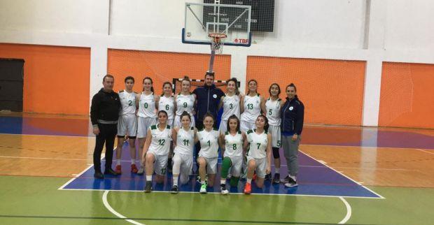 İzmit Belediyespor U-16 takımı sözünü tuttu