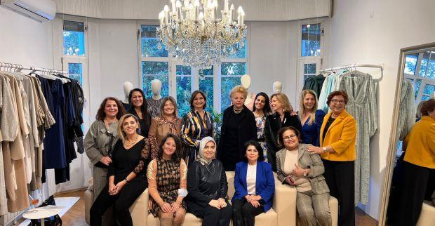 İzmit Çınar Kadın Kooperatifi sınırları aşmaya devam ediyor