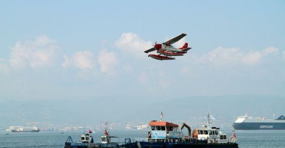İzmit Körfezi'nde 245 bin kg atık toplandı