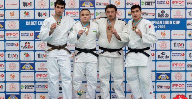 Judocular, Avrupa Kupası'ndan başarıyla döndü