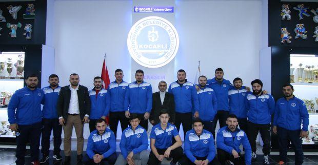 Kağıtsporlu Milli güreşçiler  Türkiye Şampiyonası'na gidiyor