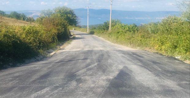Karamürsel köy yollarına kış bakımı