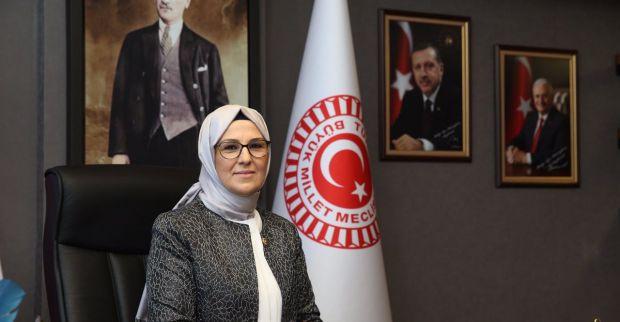 Katırcıoğlu'ndan Ramazan Bayramı mesajı