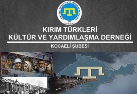 KIRIM TÜRKLERİ KENT MEYDANI'NDA BULUŞACAK