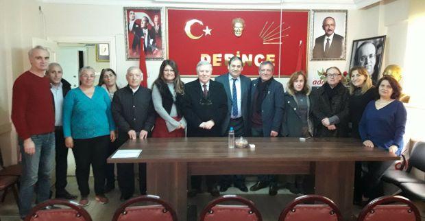 Kırım Türklerinden çifte ziyaret