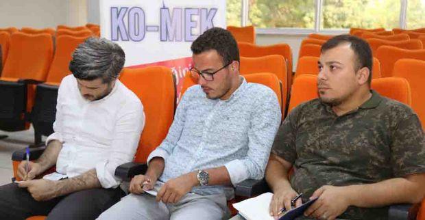 KO-MEK'ten KOGACE'ye sosyal medya eğitimi