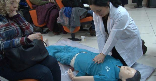 KO-MEK'ten okul kantincilerine ilk yardım eğitimi