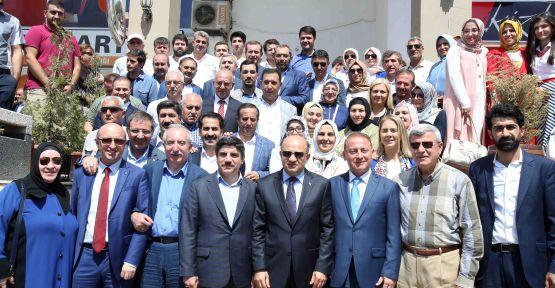 Kocaeli AK Parti Teşkilatı Mardin'de