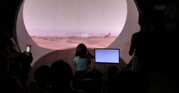 Kocaeli, Bilim Merkezi ile gökyüzünü keşfetti