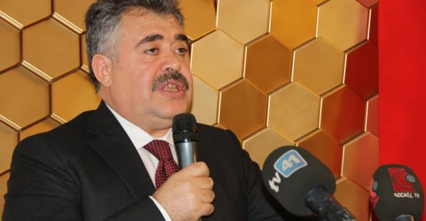 """Kocaeli Emniyet Müdürü Veysal Tipioğlu; """"Kocaeli'de suç oranları düşüyor"""""""